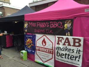 Our European Competitions  – Miss Piggy's BBQ