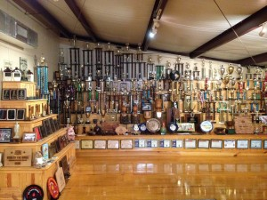 byrons trophy room